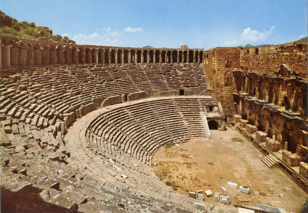 The Aspendos in Antalya