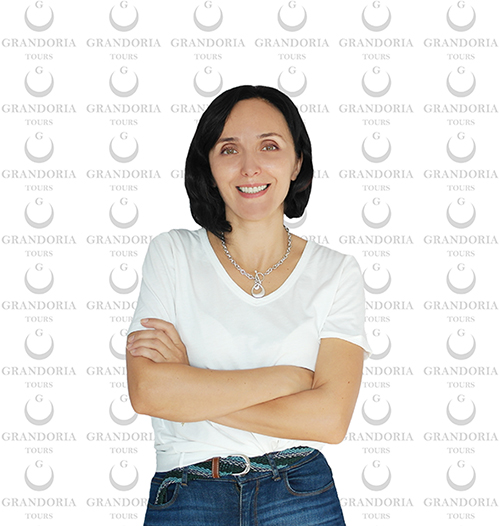 Ludmila Hasan - Product Sales Executive