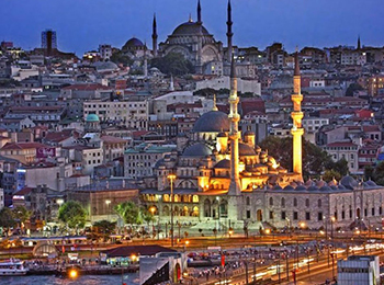 Istanbul 7 Nights & 8 Days package