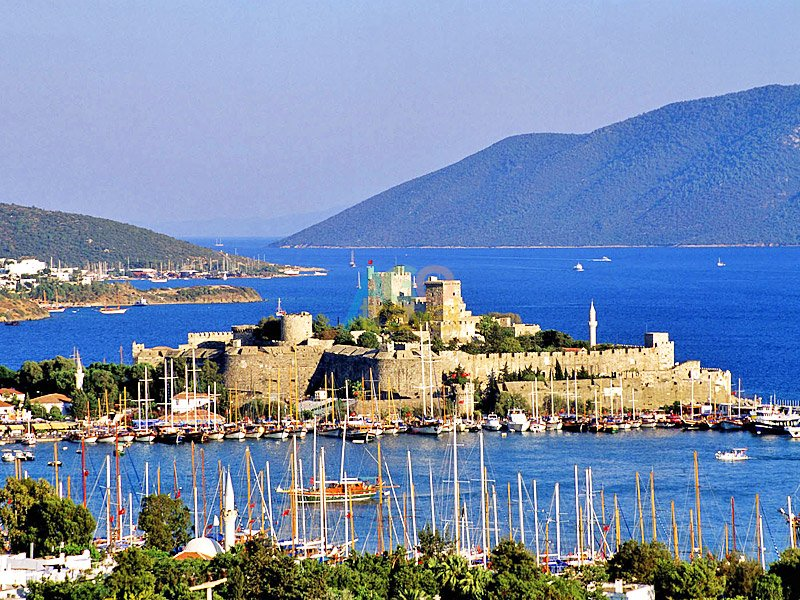 Bodrum Peninsula Full Day