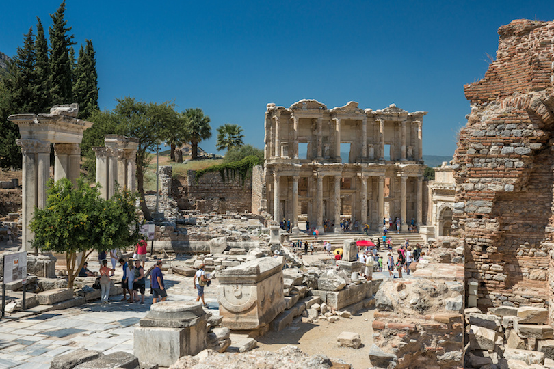 Ephesus from Marmaris