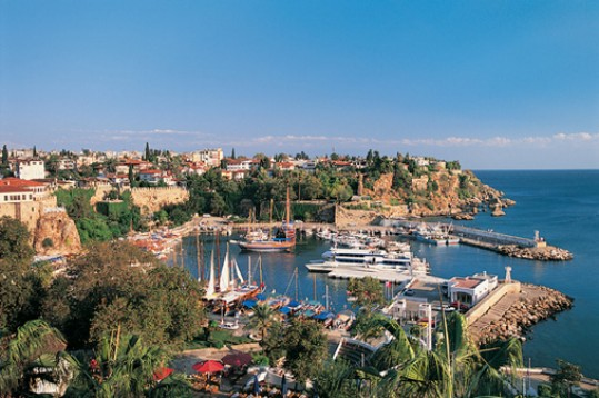 Half Day Antalya Tour