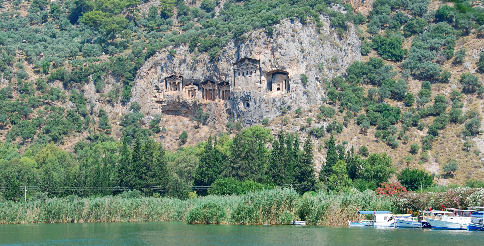 Dalyan Tour by Bus